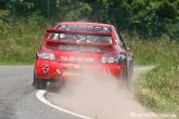 Graham Coffey im Subaru Impreza WRC S12b