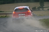 Sepp Wiegand bei der Wartburg Rallye 2011